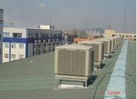 厂家直销东莞虎门安乐负压风机.水帘墙.环保空调通风降温工程