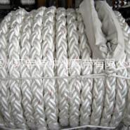 缆绳 3股绳图片