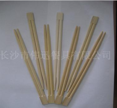 专业出售 21cm双生完封筷 快餐火锅竹筷子 酒店饭店一次性筷子