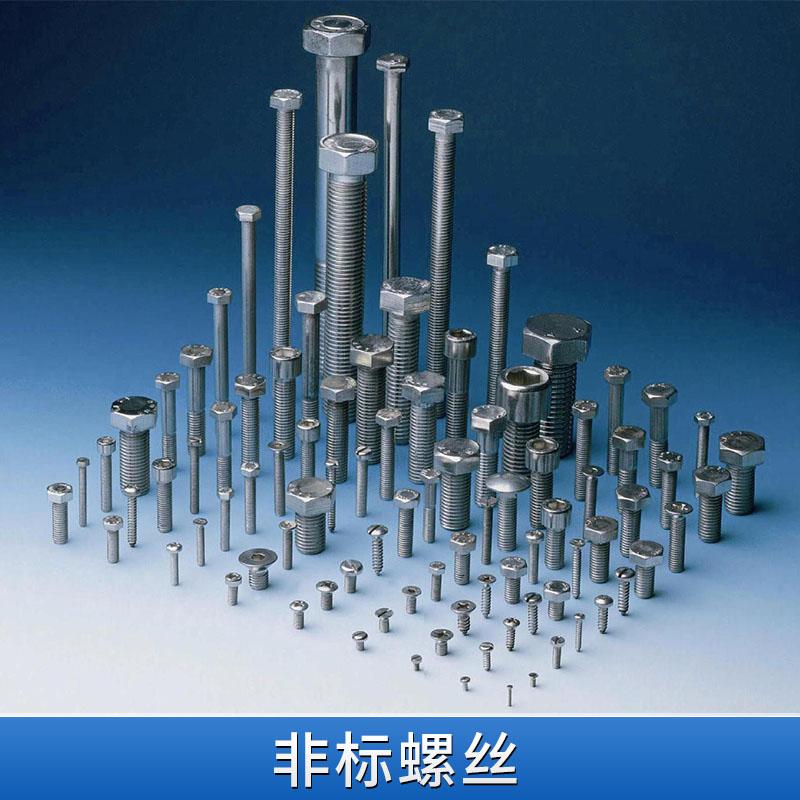 金属建材紧固件非标螺丝加工定做高强度不锈钢/碳钢螺丝螺栓
