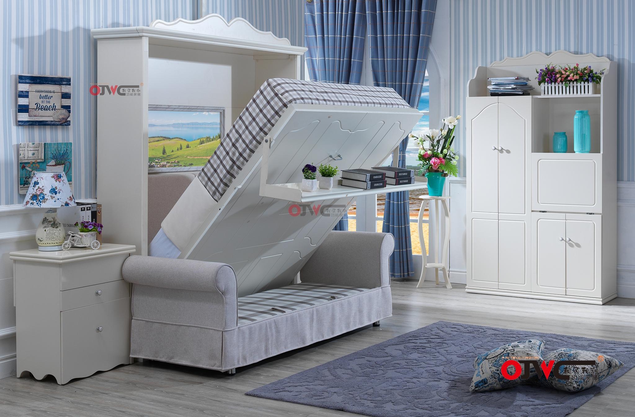 话:15322313316 沙发隐形床产品描述:             *东莞市协鑫家具图片