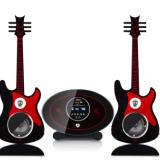 YD-903 家庭影院音响组合套装2.1客厅电视蓝牙音响家用功放低音炮 YD-903功放低音炮+吉他六号音柱