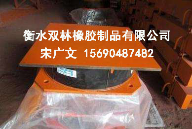 铅芯隔震橡胶支座 生产周期短衡水双林厂家lrb铅芯系列支座报价