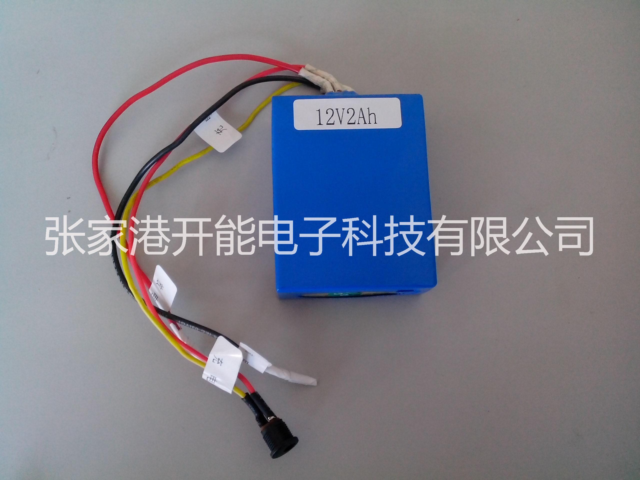 手持电动打包机锂电池12V2Ah 锂电池12V   12V锂电池