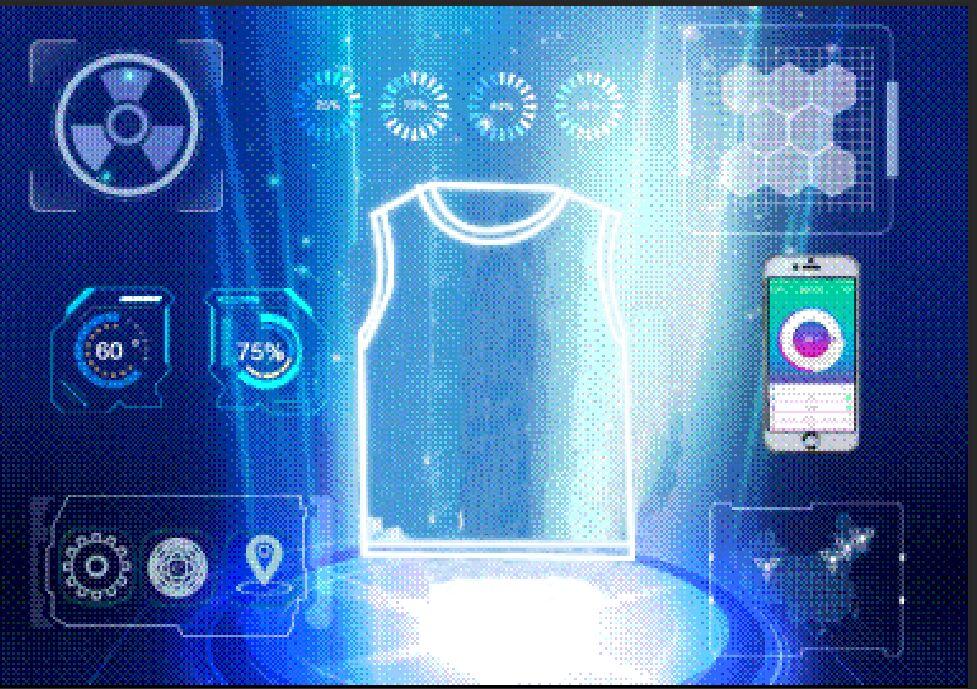 智能制冷衣面世,智能服装又一位重量级伙伴加入 奇翼科技智能制冷衣