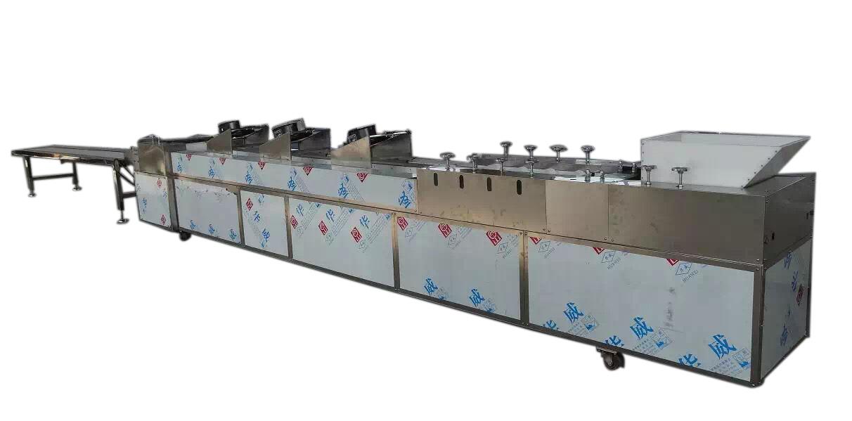 米花糖机器生产线--米花酥设备