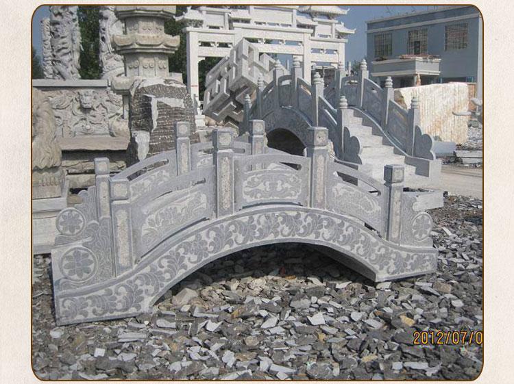 石雕桥栏杆石桥 石雕栏板 石栏杆 园林石桥雕刻 护河石栏板 欢迎来电