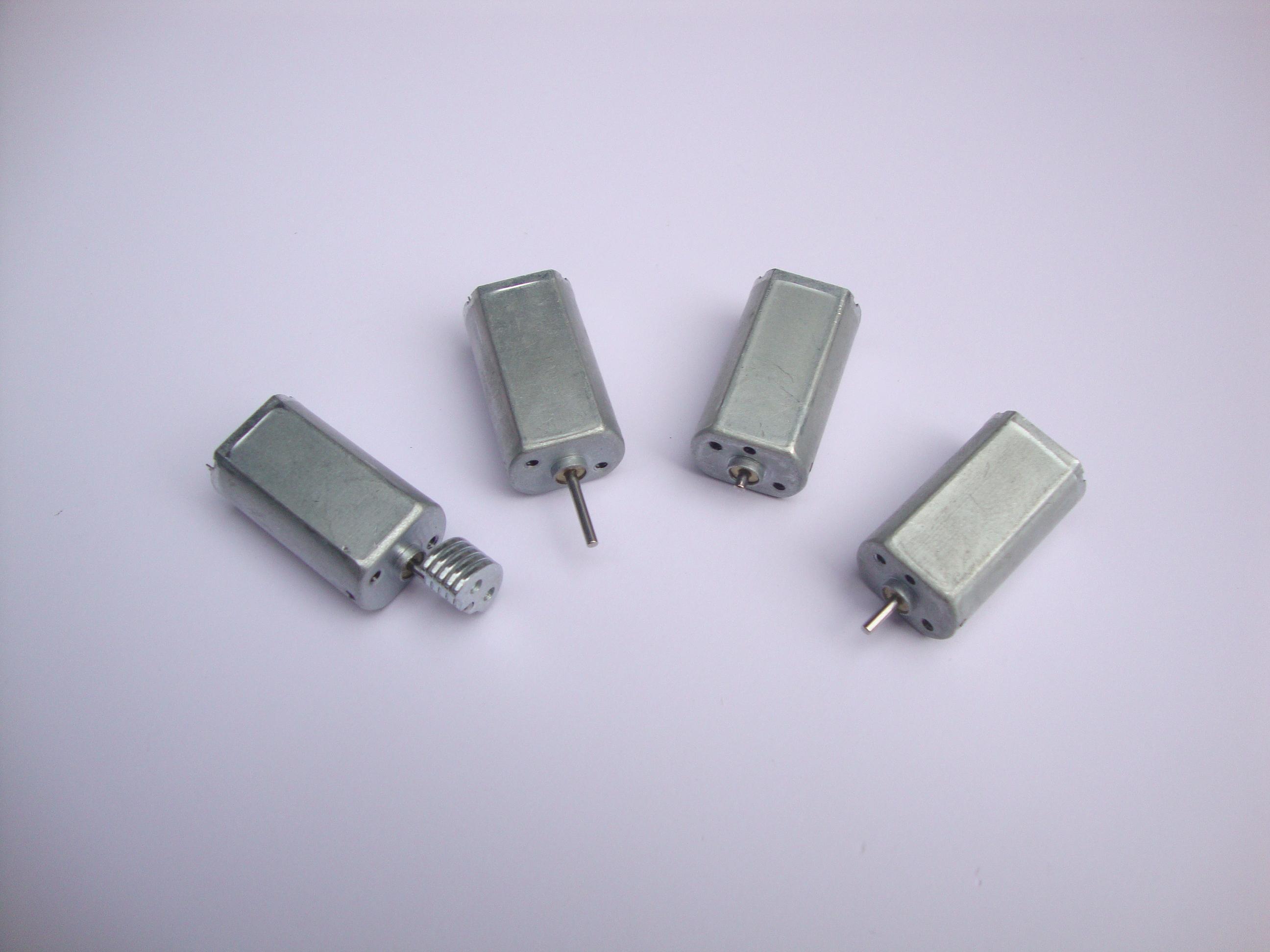 马达厂家供应050电机 家用电器马达 剃须刀电机