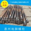 惠州 地脚螺栓 U型地脚螺栓 L型地脚螺栓丝 紧固件 工地用品