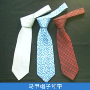 马甲帽子领带图片