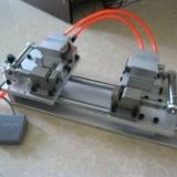 HYX-QD气动半圆冲孔机 佛山气动半圆冲孔机 佛山气动半圆冲孔机厂家