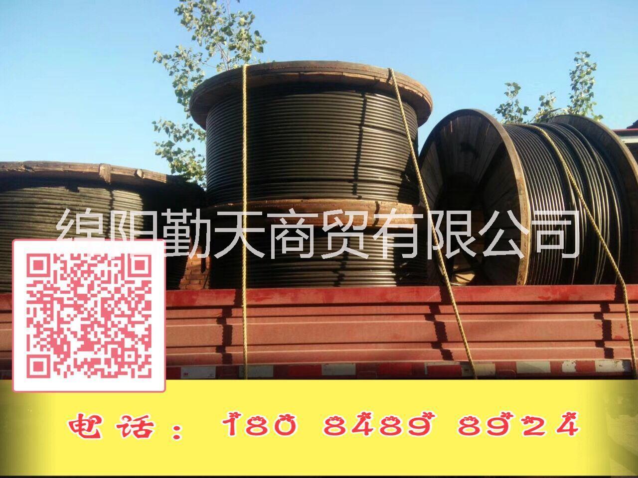 四川甘孜现金高价回收通信设备12芯至288芯单模光缆上门回收