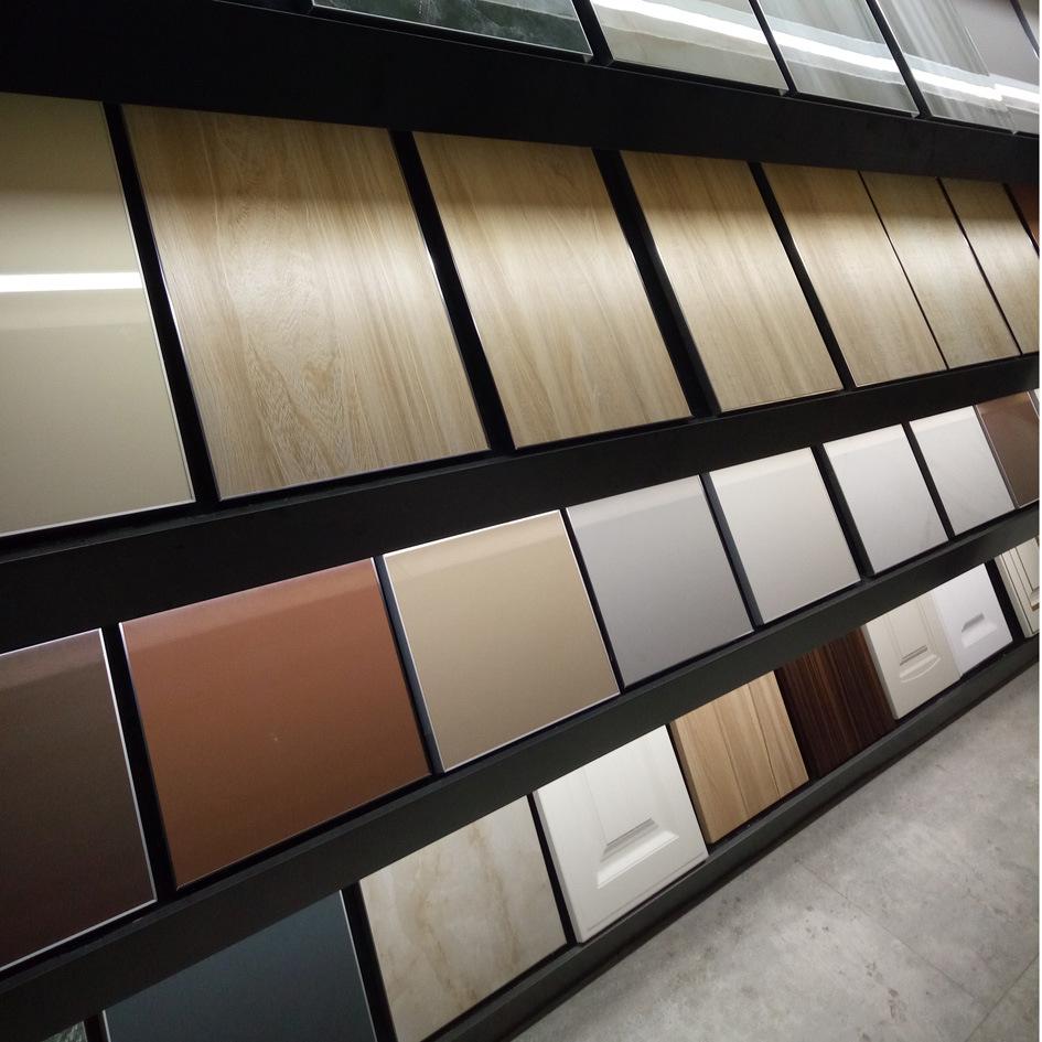 不锈钢厨柜门板 专业订制厨柜组合 烤漆板