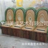 厂家直销 玻璃钢座椅  美观大气 主题公园 来图订制 玻璃钢动感座椅 游乐设备用