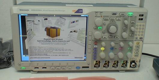 高价回收泰克MDO4104-6示波器.诚信回收.全国回收