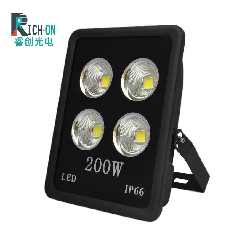 200W聚光LED投光灯球场灯