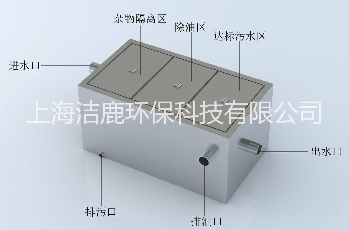 餐饮油水分离器