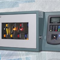 LANDWELL智能钥匙柜 车辆钥匙智能管理柜追踪使用信息