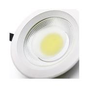白色台阶LED筒灯图片