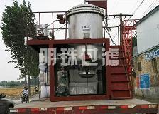 供应FGY型叶片式干渣过滤器厂家