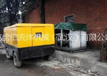 武汉空压机租赁,价格优惠,欢迎随图片