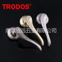 TRODOS新款卧室内门锁把手锁 防盗执手分体锁ZY-509厂家直销
