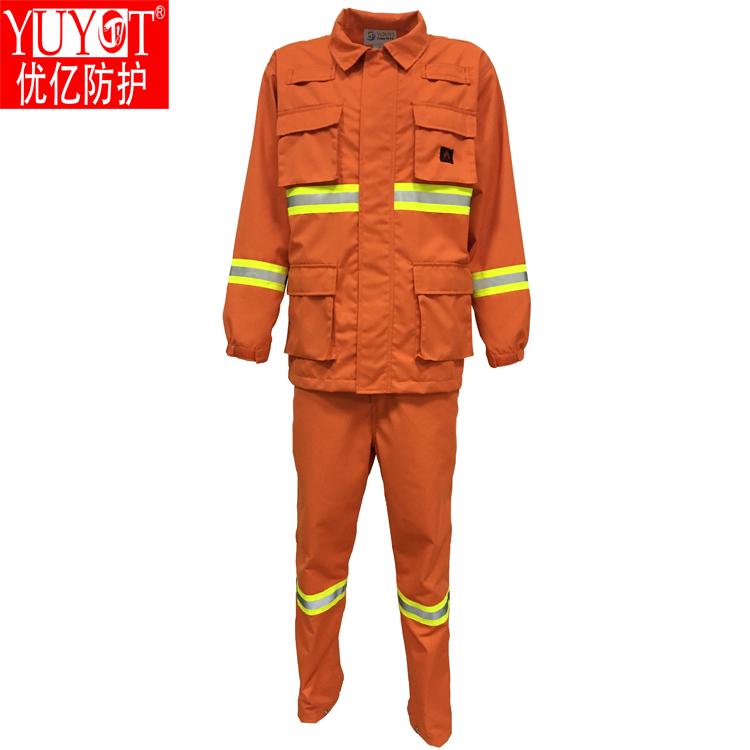 2017新款森林防火服报价