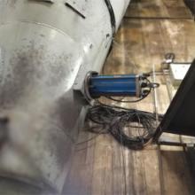 料仓振打气锤K160G 仓壁振打气锤-原煤仓疏通装置-原煤仓疏松批发