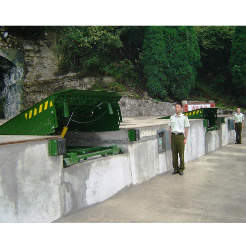 固定登车桥使用方法及保养技巧/物流装卸货登车桥厂家/固定登车桥维修保养技巧