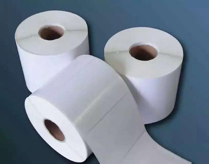 通用白底粘胶卷纸、专业白底粘胶卷纸厂家、东莞白底粘胶卷纸批发