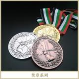 厂家供应金属奖牌定制纪念徽章 各类金属徽章胸章 奖章系列