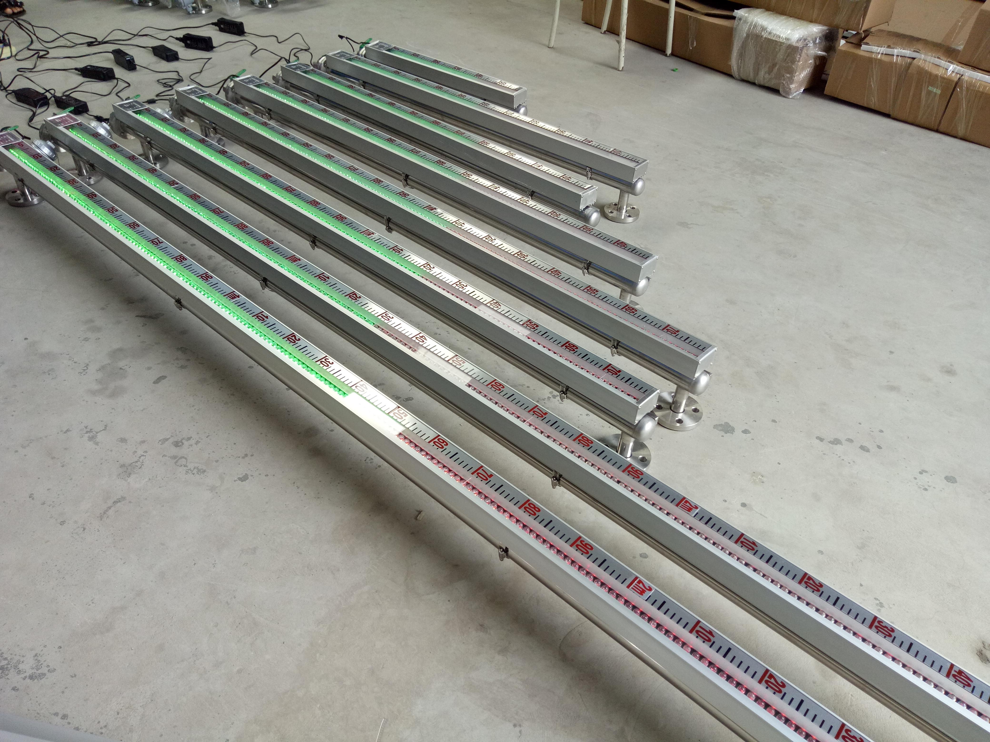 厂家直供磁翻板液位计、防腐蚀磁翻板液位计、双色磁翻板液位计