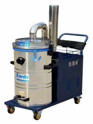 工业用大功率吸尘器系列 凯德威DL-2280 工业吸尘器工厂咨询电话
