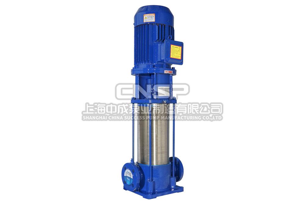 多级离心泵_GDL型立式多级管道离心泵