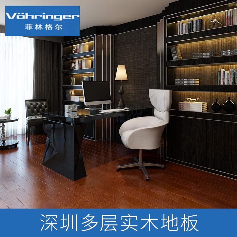 厂家直销 广东深圳多层实木地板 15mm可泡水耐磨防腐木地板多层复合