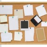 软木板照片墙留言板记事板广告板背景墙公告栏 厂家直销尺寸可定制