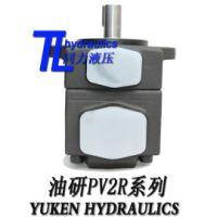 供应YUKEN油泵高压泵日本油研PV2R4-184-F-RAA-30单高压定量叶片泵