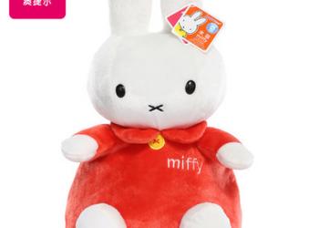 米菲兔背包图片