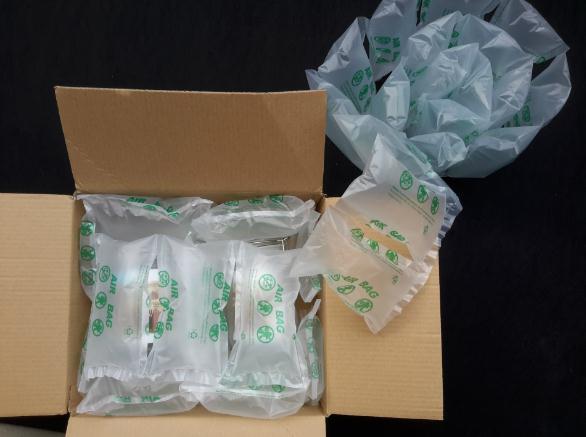 15*20CM充气袋缓冲袋填充袋气泡袋未充气一箱全国包邮