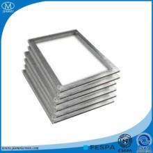 供应太原多种尺寸丝印网框  铝框  手工丝印跑台框厂家批发