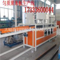 大城县匀质板设备生产线