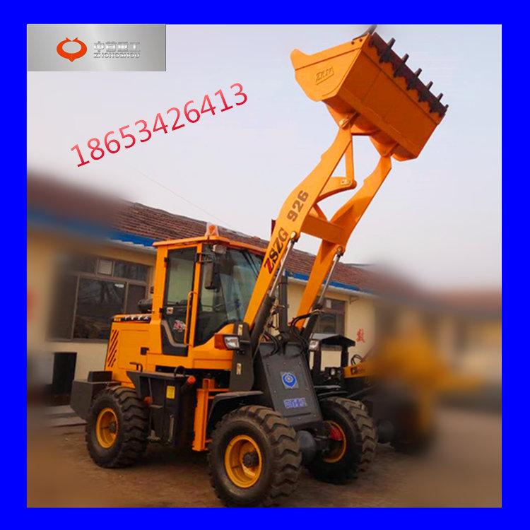 销售全新铲粮936装载机 新样式小铲车图片 农用型装载机生产厂家