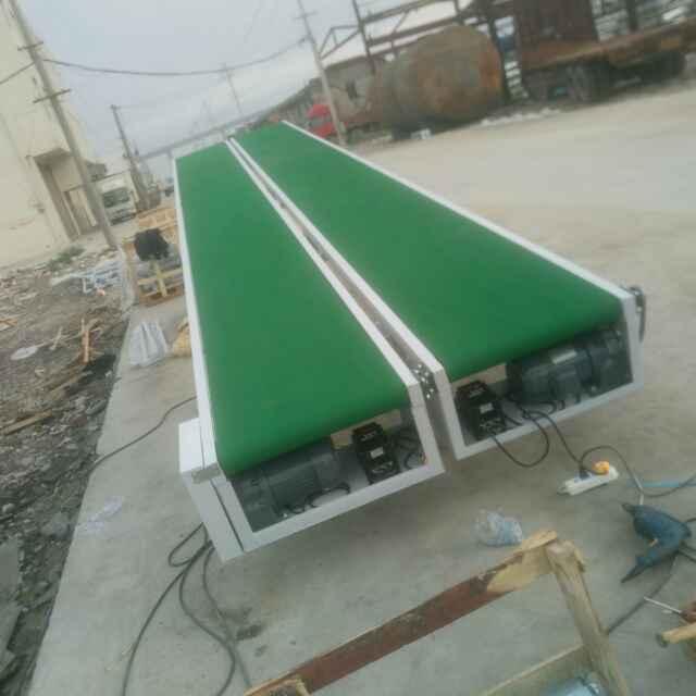 厂家生产直销 小型输送设备 链板输送机 网带输送机 网带流水线