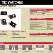 TS2小型微动开关图片