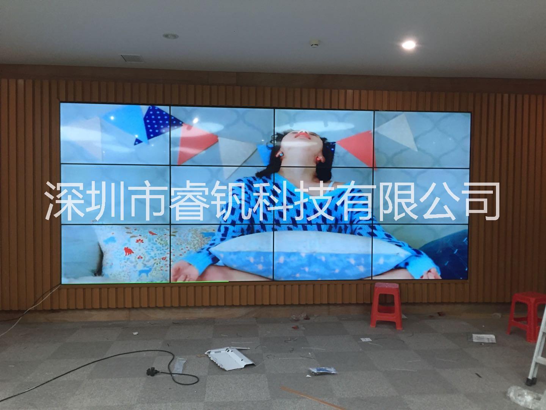 LG  三星 LG 液晶拼接屏 拼接项目