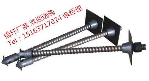 高强度左旋锚杆 矿用支护锚杆,右旋锚杆
