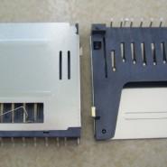 SD内焊卡座图片