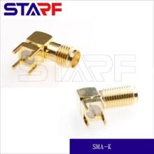 SMA-KW无线模块接头,RP-SM射频RF接头