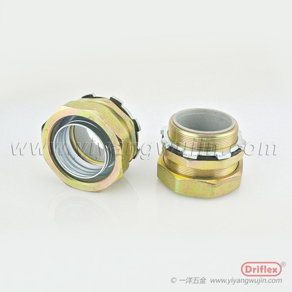 金属接头 金属接头铁镀锌接头LTCM-12天津一洋五金厂家直辖品质保证