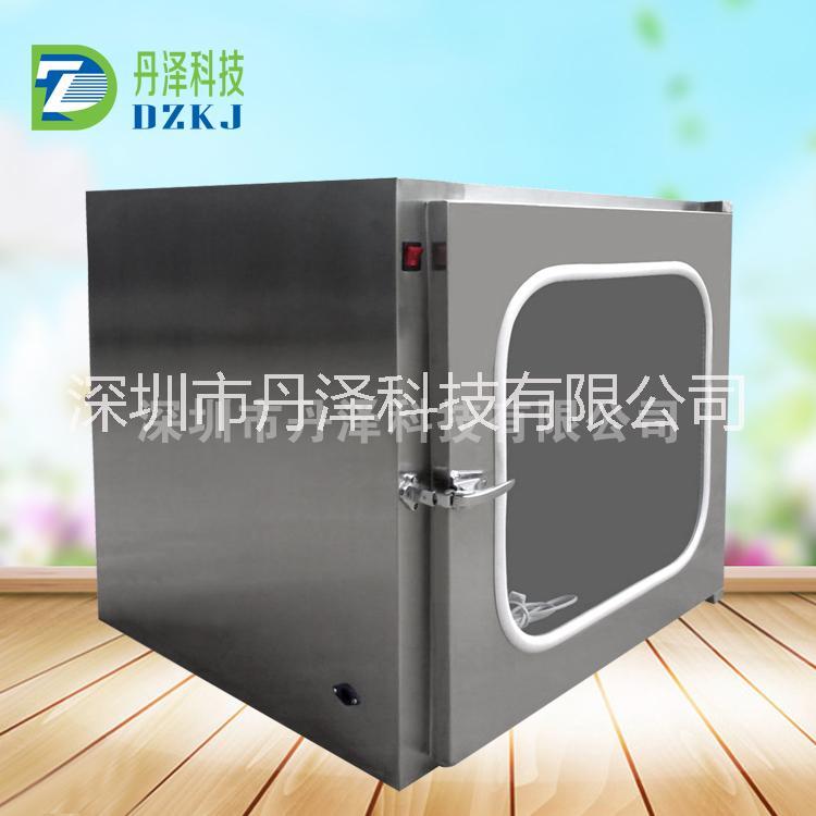 深圳丹泽不锈钢传递窗厂家直销,风淋传递窗供应商批发